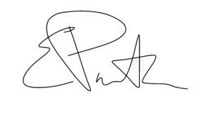 Eric Paetkau Signature