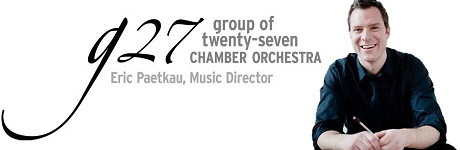 "group of 27 – ""Toronto's All-Star Classical Band"""