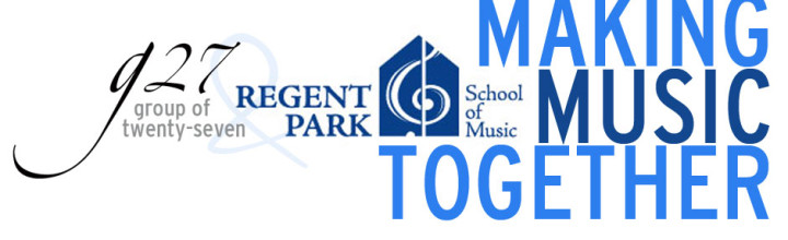 Regent Park, Dixon Hall, and g27 team up to make amazing music together!