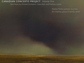Canadian Concerto Project was just named Canadian Album of the Year (2013)