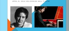 April 9: g2-7 Recital featuring Kathleen Kajioka (violin) and Gabriel Shuford (harpsichord)
