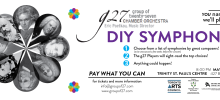 MAY 16 – DIY SYMPHONY!